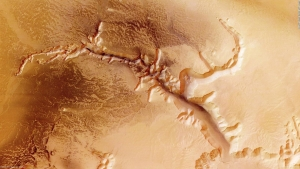 Misión espacial china capta sorprendentes imágenes de Marte