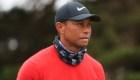 Tiger Woods: así fueron los instantes tras su accidente