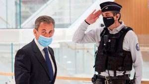 Condena a Sarkozy sacude a Francia