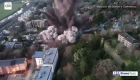 Detonan bomba de la II Guerra Mundial