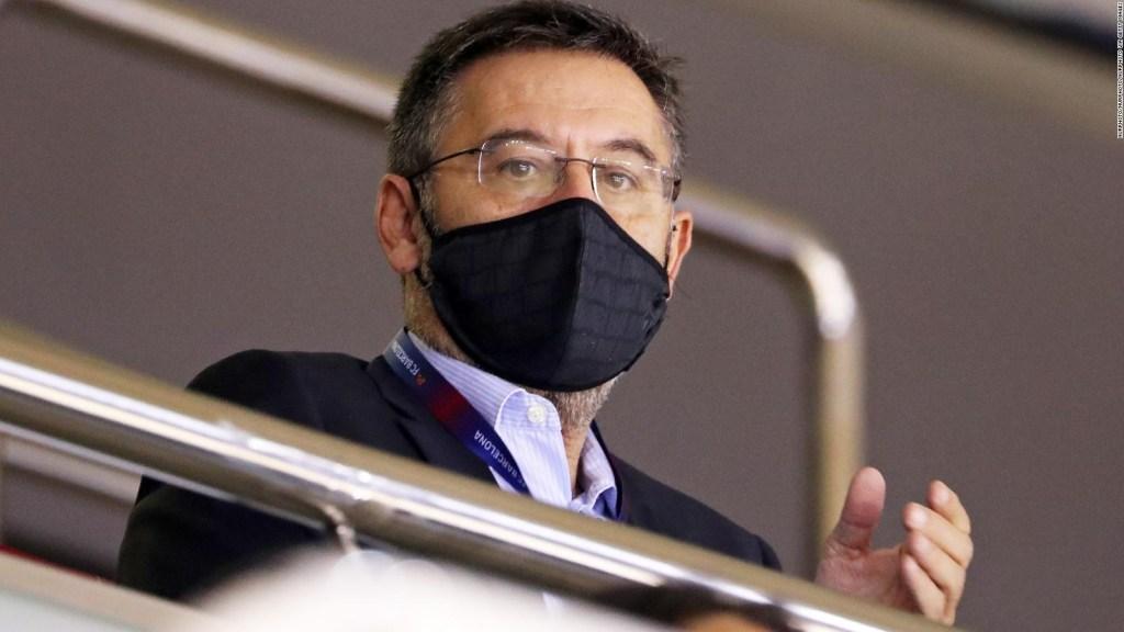 Barçagate: Bartomeu no declaró y fue dejado en libertad