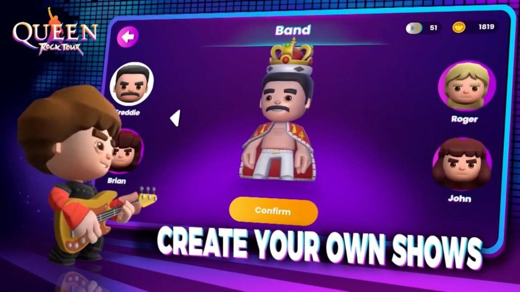 Entérate cómo puedes formar parte de Queen