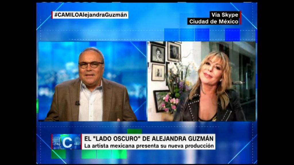 Alejandra Guzmán dice que nueva canción es una confesión