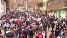 Sepultan a joven peruano arrojado de un puente en Colombia