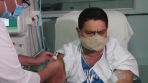 Nicaragua inicia vacunación contra el covid-19