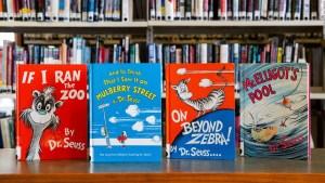 Dr. Seuss: éxito total luego del cese de 6 publicaciones
