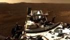 Ve imágenes en alta resolución del Perseverance en Marte