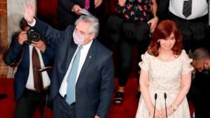 Mario Negri critica el discurso de Alberto Fernández