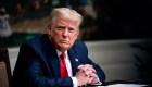 Trump pide a su propio partido no usar su imagen