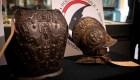 Louvre: Piezas robadas en 1983 fueron recuperadas