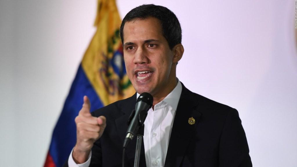 Sindicatos y estudiantes son claves para recuperar la democracia, según Juan Guaidó
