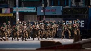 YouTube baja canales administrados por militares en Myanmar