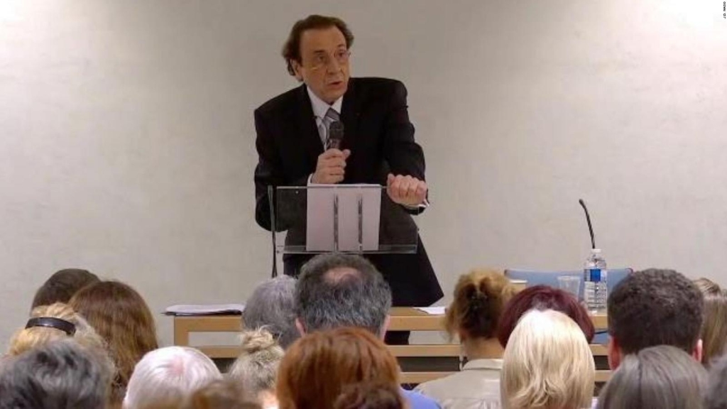 Dr. Nasio: Mi relación con Lacan fue maravillosa