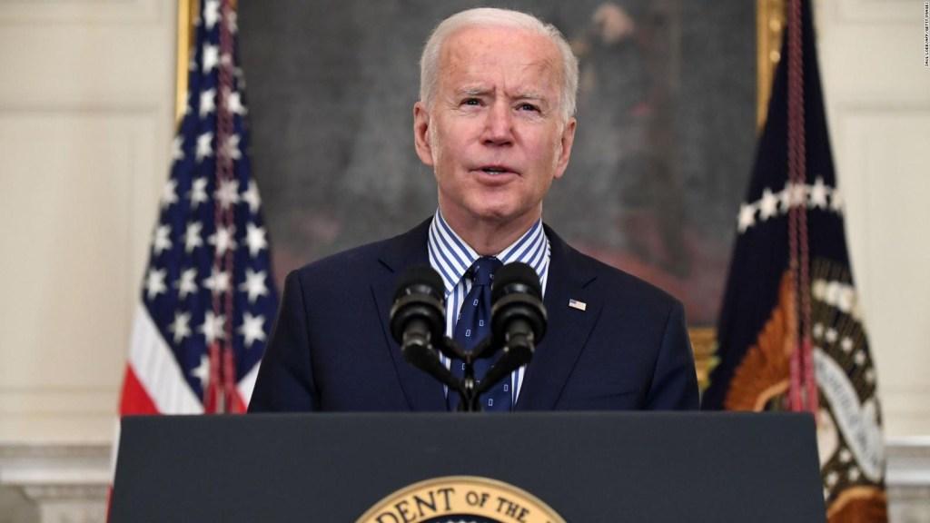 EE.UU.: aprueban paquete de estímulo económico de Biden