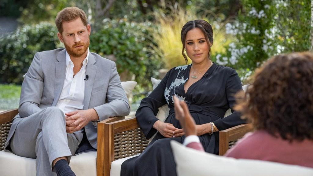 Meghan rompe el silencio sobre la realeza británica