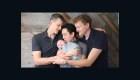 3 papás, 2 bebés y la batalla legal por los apellidos