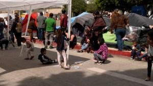 ¿A dónde van los niños separados de sus padres en EE.UU.?