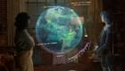 Plataforma de Microsoft para comunicarse con hologramas