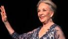 AMLO lamenta la muerte de la actriz Isela Vega