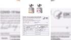 Donan primera dosis de vacuna covid-19 aplicada en EE.UU.