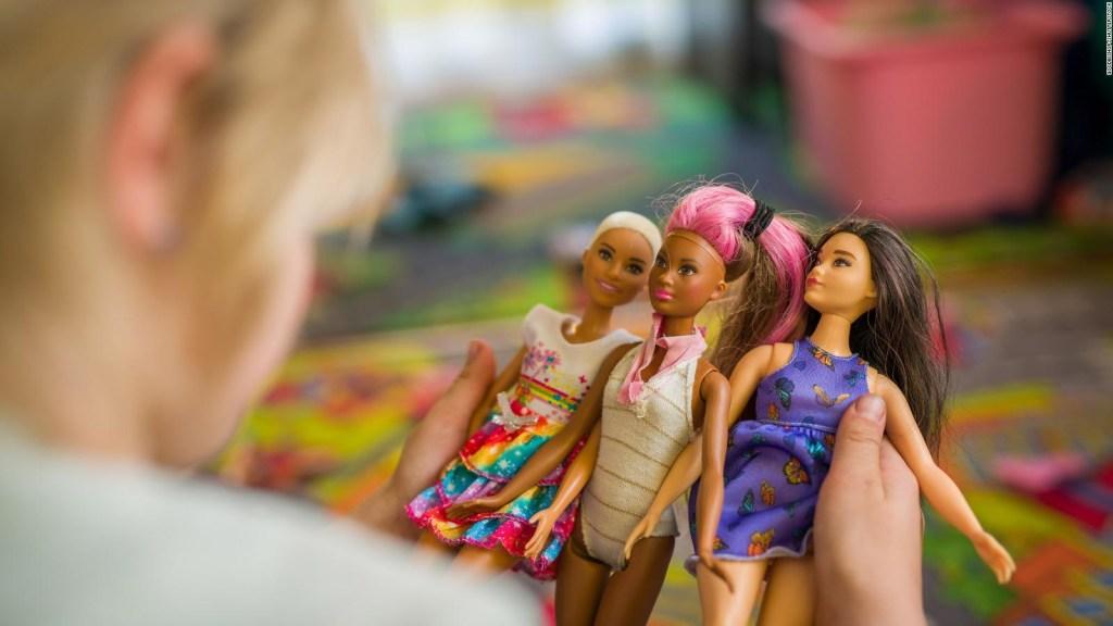 Las muñecas delgadas podrían afectar la imagen corporal