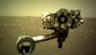 Este es el sonido del láser del Perseverance en Marte