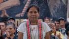 Marichuy, la primera aspirante indígena a la Presidencia de México, habla sobre su documental biográfico
