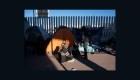 La precariedad del campamento migrante en Tijuana