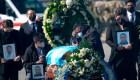 Guatemala: el último adiós a 16 migrantes masacrados