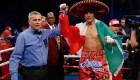 David Benavidez busca pelear de nuevo por título mundial