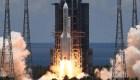 China lanza con éxito el cohete Gran Marcha 7-A Y2