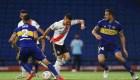 Boca y River empatan en el superclásico argentino