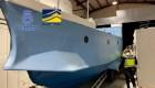 """Incautan el primer """"narcosubmarino"""" fabricado en España"""