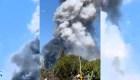 Dramática explosión atemoriza vecindario en California
