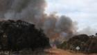 El humo de los incendios en Australia enfrió los océanos