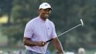 Tiger Woods se recupera en casa