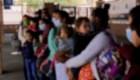 """Los niños """"corren riesgos altísimos"""" al ir hacia la frontera, dice experto"""