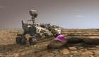 Postales de Marte a 1 mes de la llegada del Perseverance