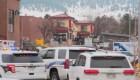 Testigos cuentan como escaparon del tiroteo en Colorado