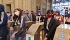 Así se viaja en tren en pandemia en Argentina