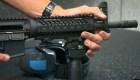 Así suena el rifle utilizado en la masacre de Colorado