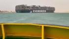 El atasco del canal de Suez en números