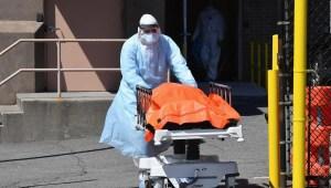 Muertes por covid-19: progreso se estancó, según la OMS