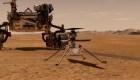 NASA prepara primer vuelo de helicóptero en otro planeta