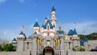 Nuevo castillo de Disneylandia en Hong Kong