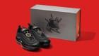 """Cómo son los """"diabólicos"""" zapatos de Lil Nas X"""
