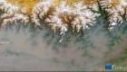 Ve cómo una capa de humo cubre a la capital de Nepal