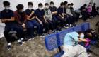 Ve cómo está repleto un centro de detención de migrantes