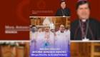 Renuncia obispo que causó polémica por uso de cubrebocas