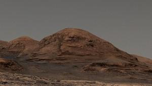 NASA compartió nueva imagen panorámica de Marte